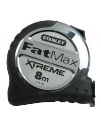 Рулетка магнитная 8 метров Stanley FatMax® XTREME™ 0-33-892 / Ширина полотна 32 мм фото