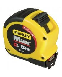 Рулетка магнитная на 5 метров Stanley Max 0-33-958 / Ширина полотна 28 мм фото