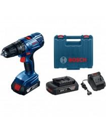 Дрель-шуруповерт ударный Bosch GSB 180-LI Professional / 06019F8300 фото