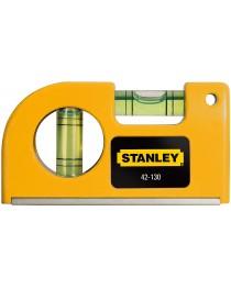 Уровень магнитный карманный Stanley Pocket Level 0-42-130 / 87 мм фото