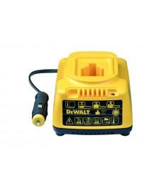 Зарядное устройство DeWalt, универсальное, для NiCd-NiMH акк.7, 2 - 18V (от прикуривателя) фото