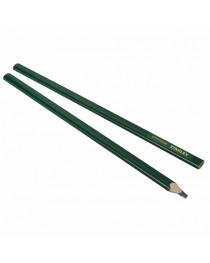 Набор карандашей Stanley для разметки по кирпичу, L=300мм, твердость 4Н (2шт) фото