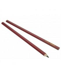 Набор карандашей Stanley для разметки по дереву, L=300мм, твердость 2В (2шт) фото