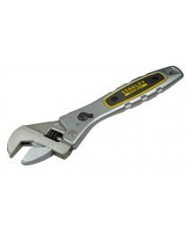 Ключ гаечный разводной Stanley FatMax 200х32мм с храповым механизмом фото