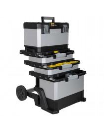 Тележка инструментальная (ящик для инструментов) на колесах Stanley FatMax® Rolling Workshop 1-95-622 / 568 x 389 x 893 мм фото