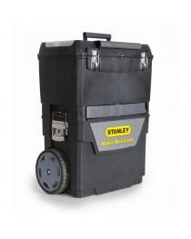 Тележка инструментальная (ящик для инструментов) на колесах Stanley IML Mobile Work Center 1-93-968 / 473 x 302 x 627 мм фото