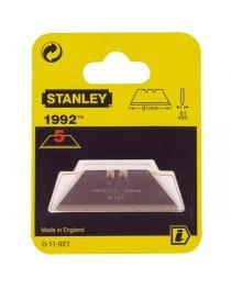 Набор лезвий для ножа Stanley 1992, 62х19х0, 65мм для отделочных работ (5шт) фото