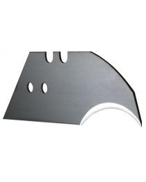 Набор лезвий для ножа Stanley 5992, 60х19х0, 65мм для отделочных работ, вогнутые (5шт) фото