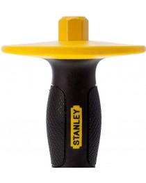 Зубило для половой доски Stanley FatMax 75x275 мм плоское с защитной надставкой фото