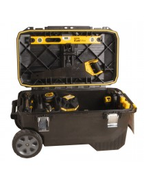 Ящик для инструментов большого объёма на колёсах Stanley FatMax® Promobile Job Chest 1-94-850 / 910 х 516 х 431 мм фото