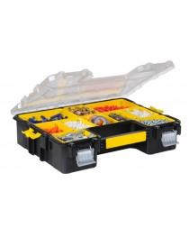 Органайзер со съемными отделениями Stanley FatMax® Deep Pro Metal Latch 1-97-518 / 446 x 357 x 116 мм фото
