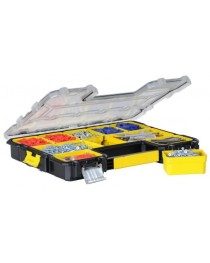 Органайзер со съемными отделениями Stanley FatMax® Shallow Pro Metal Latch 1-97-517 / 446 x 357 x 74 мм фото