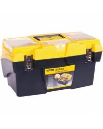 Ящик для инструментов с 2-мя съемными органайзерами Stanley Mega Cantilever 1-92-911 / 495 x 265 x 261 мм фото