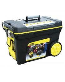 Ящик для инструментов большого объема на колесах Stanley Pro Mobile Tool Chest 1-92-083 / 613 x 375 x 419 мм фото