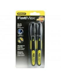 Набор маркеров Stanley FatMax со стойкими чернилами (2шт) фото
