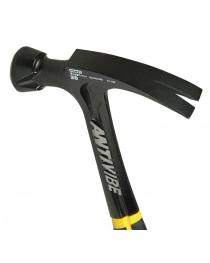 Молоток с прямым гвоздодером Stanley FatMax® AntiVibe FMHT1-51276 / 453 г фото