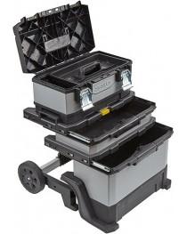 Тележка для инструментов на колесах Stanley Rolling Workshop FMST1-75506
