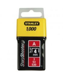 Скоба Stanley Light Duty (тип 53, 4мм, 1000шт) фото