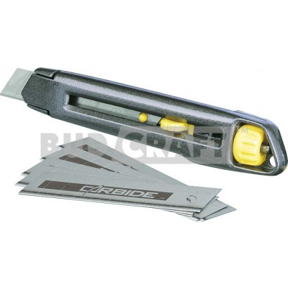 Нож Stanley Interlock / 165 мм / 18 мм фото