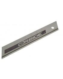 Набор лезвий для ножа Stanley 18мм по твердым материалам (5шт) фото