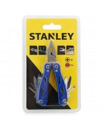 Плоскогубцы Stanley Mini Multitool 7 в 1 (комбинированные) фото