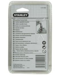 Нож раскладной Stanley Skeleton 0-10-253 / 175 мм фото