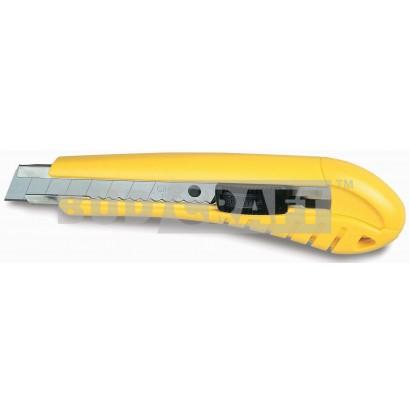 Нож c 18 мм лезвием Stanley Autolock 0-10-280 / 175 мм