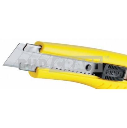 Нож c 18 мм лезвием Stanley Autolock 0-10-280 / 175 мм фото