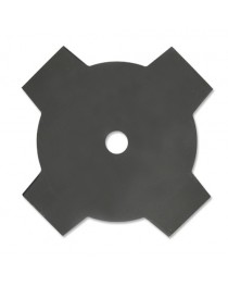 Нож для мотокосы Stiga 4зуб, 230х25, 4мм (для ESB1000J, SB26JD, SB34D, ETB1000J, TB26JD, TB34D, XB26JD, XB27JD, XB32D, XB25DJ) фото