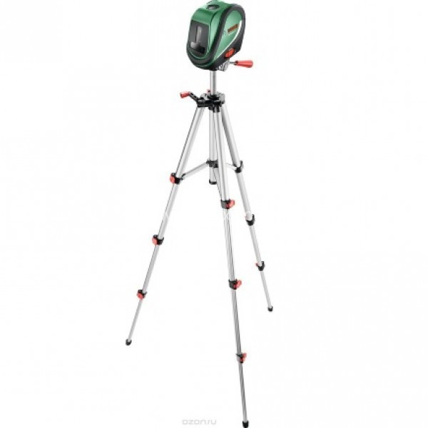 фото Лазерный нивелир (уровень) с функцией отвеса Bosch UniversalLevel 2 SET