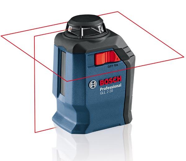 фото Лазерный нивелир Bosch GLL 2-20 Professional